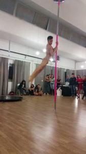 lorenzo la licata spezia pole dance