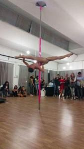 lorenzo la spezia pole dance